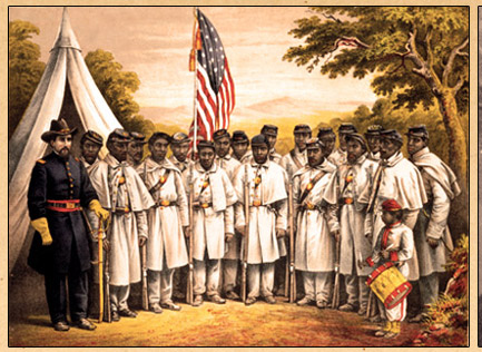 The 3rd United States Colored Troops